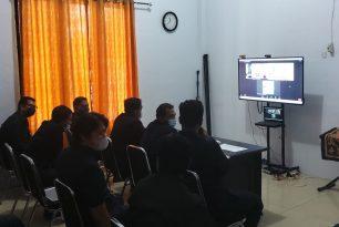 Pelaksanaan Pembinaan dan Pengawasan Daerah Secara Online pada Pengadilan Negeri Sewilayah Pengadilan Tinggi Maluku Utara
