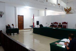 Rapat Bulanan PN Sanana di Bulan Januari