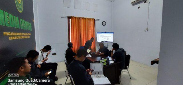 Presentasi Capaian Zona integritas PN Sanana